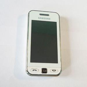 Téléphone portable Samsung S5230 - Blanc - Débloqué