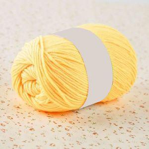 23a9393a3ba8e LAINE TRICOT - PELOTE 50g Tricot À La Main Crochet Craft DIY Doux Confor