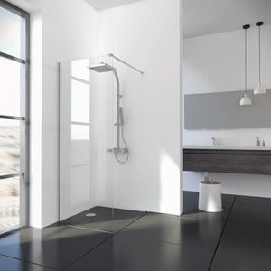 porte de douche paroi de douche fixe litalienne 100x200 cm wal - Douche Italienne Dimension1752