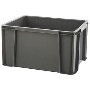 BAC DE RANGEMENT OUTILS SUNDIS Bac boîte de rangement Masterbox 17L 38x29x
