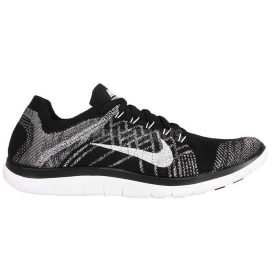 new concept 245dd 615c4 CHAUSSURES DE RUNNING Nike Chaussures Running Free 4.0 Flyknit Homme