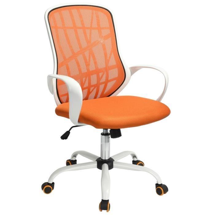 fauteuil de bureau bicolore moins cher milprix. Black Bedroom Furniture Sets. Home Design Ideas