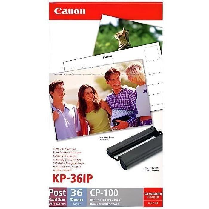Canon kit papier + encre KP-36IP