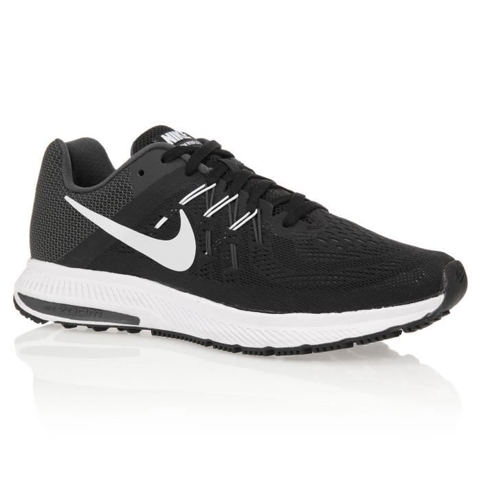 nike baskets chaussures running zoom winflo 2 homme rng prix pas cher cdiscount. Black Bedroom Furniture Sets. Home Design Ideas