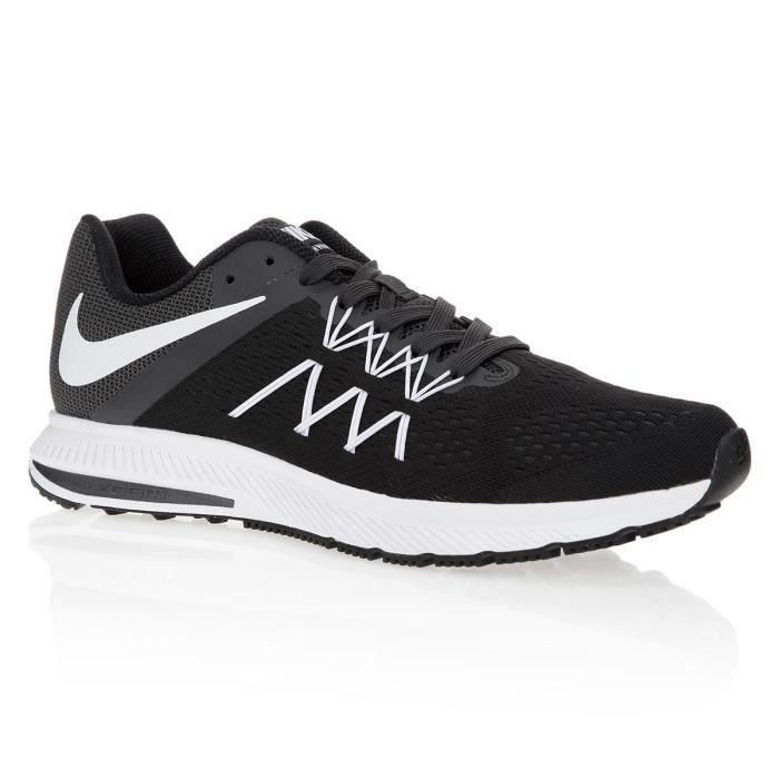 NIKE Chaussures de running Zoom Winflo 3 Homme Prix pas