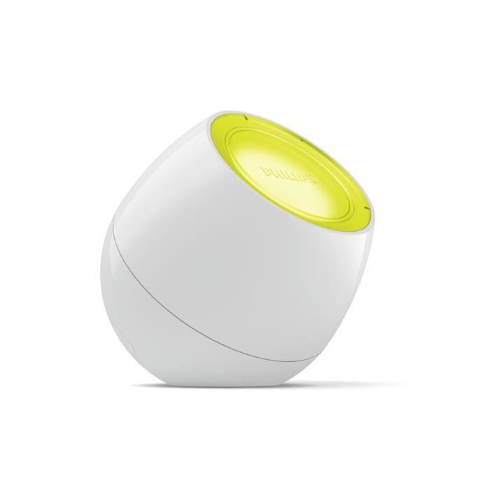 philips lampe a poser livingscolor - achat / vente philips lampe a