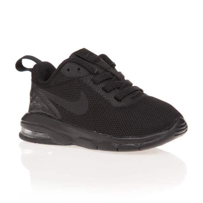 73adc8c8df1f0 NIKE Baskets Air Max Motion LW Chaussures Bébé Noir et blanc - Achat ...