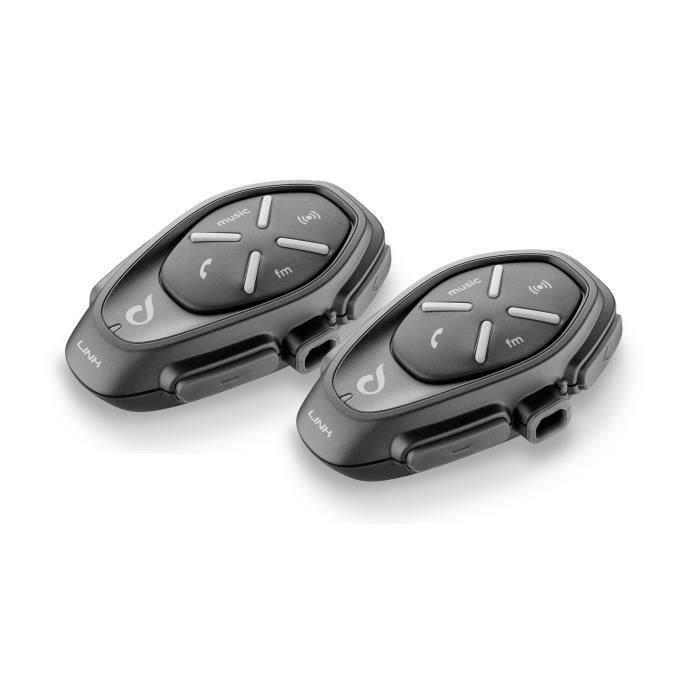 CELLULAR LINE Intercom moto - Link - Duo