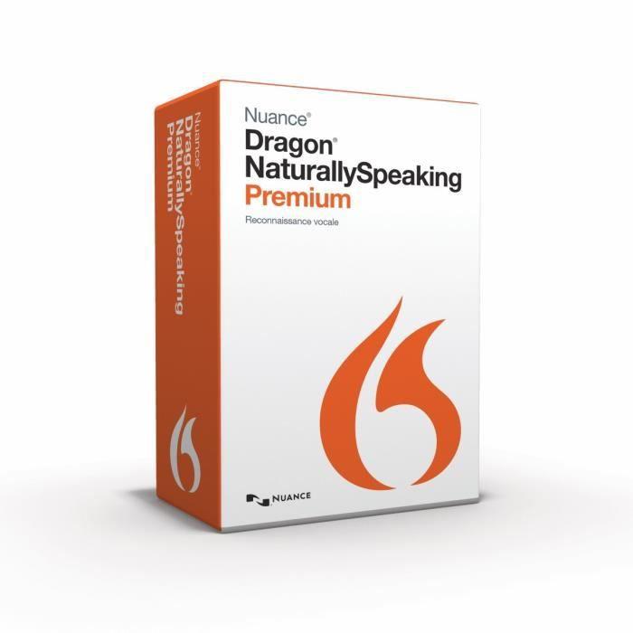 Dragon NaturallySpeaking 13 Premium est une solution de reconnaissance vocale qui vous permet d'utiliser votre voix pour gagner en rapidité et en efficacité sur votre PC. Au bureau, à l'université ou à la maison, Dragon Premium convertit toutes vos parole