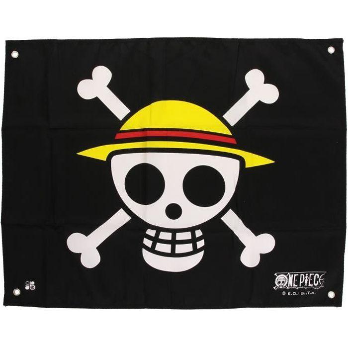 ONE PIECE - Drapeau Skull - Luffy