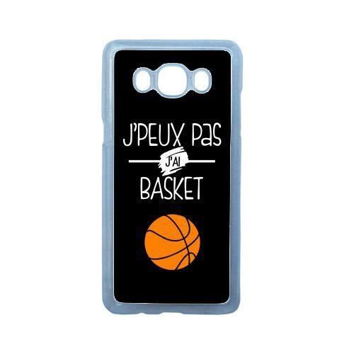 coque samsung j3 2016 basket