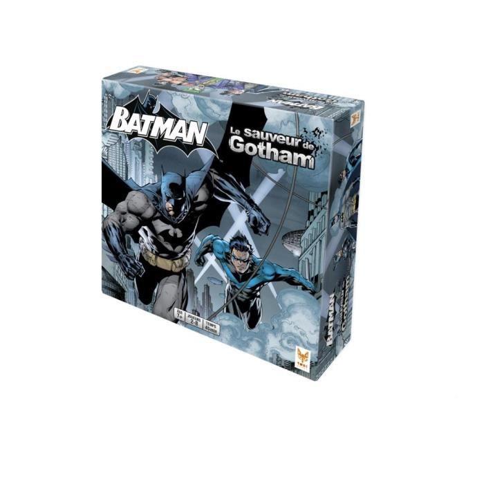 Gotham Achat Batman D'ambiance De Sauveur Vente Le Jeu WDHI29E