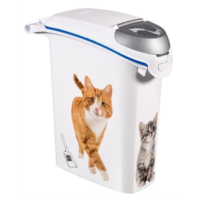 litiere chat contre humidite