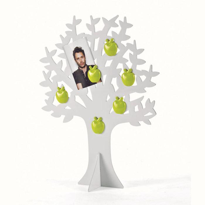 porte photo arbre avec magnets pommes achat vente porte photo french days d s le 26 avril. Black Bedroom Furniture Sets. Home Design Ideas