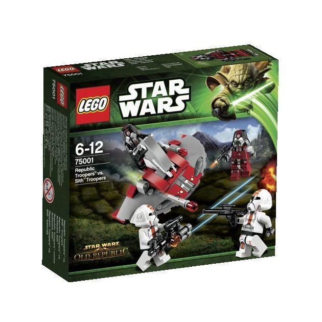 Lego Wars Vente Pas Et Star Jeux Ans Jouet Enfant 6 Achat Jouets 8nN0mvwO