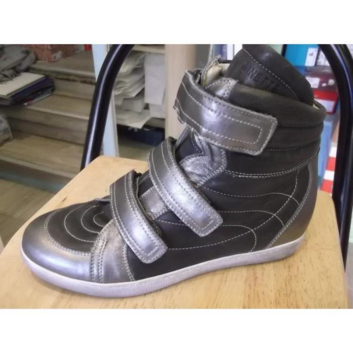 Chaussures compensées filles femmes Ninette