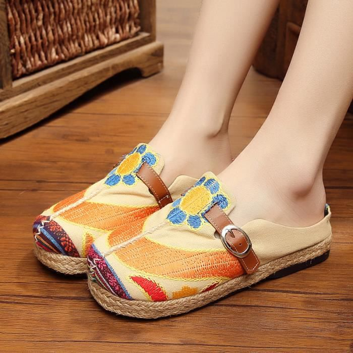 Chaussons Chaussures Fille Femme