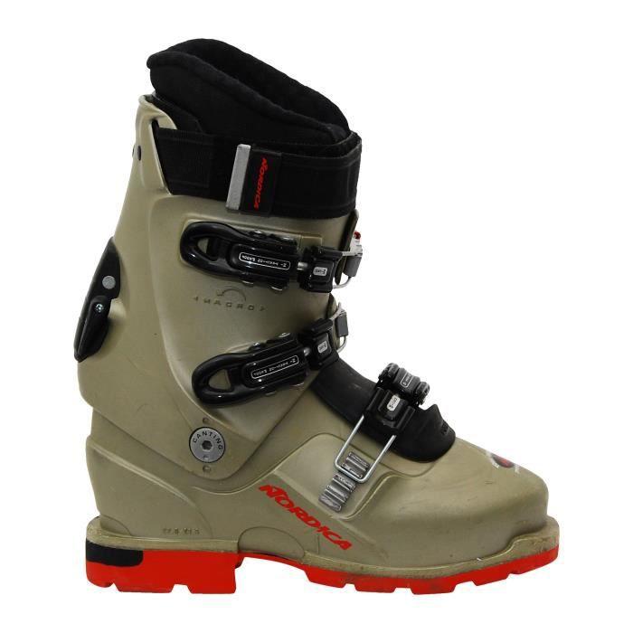 12 Occasion Tr Chaussure Gris Randonnée Ski Nordica De bgy6f7