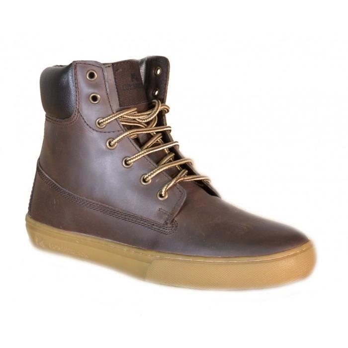 Lumberjack - Lumberjack Try Man Chaussures pour Homme Marron Cuir 1433