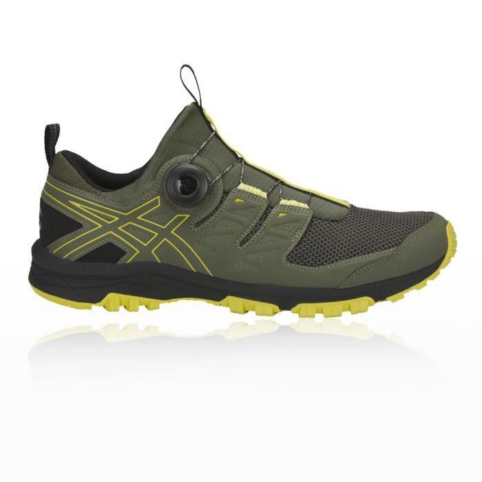 Détails sur Asics Hommes Gel Fuji Rado Trail Chaussures Course À Pied Baskets Sport Running