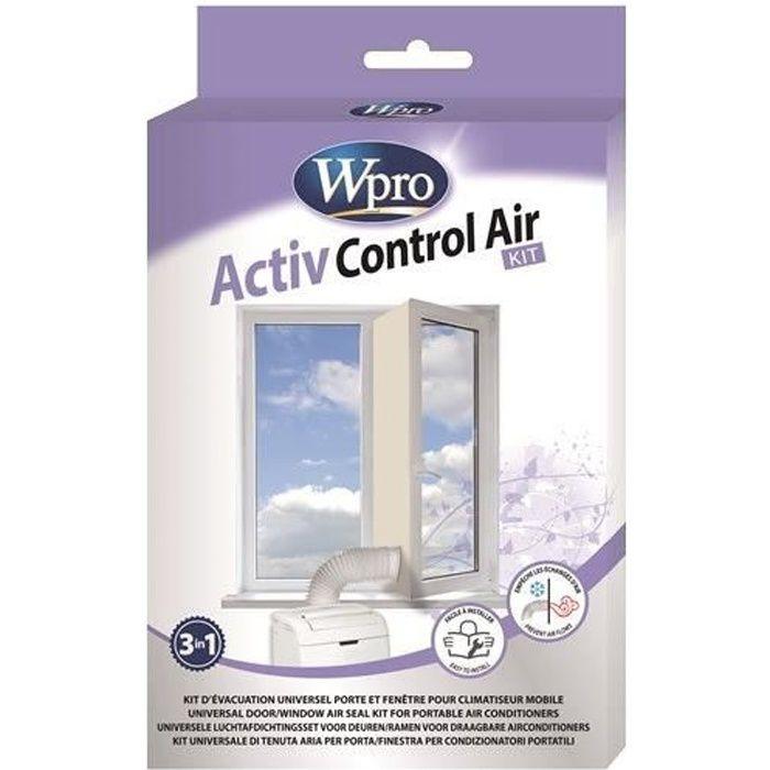 7157e55e0d3ae2 WPRO CAK001 Kit d évacuation pour climatiseur - Achat   Vente pièce ...