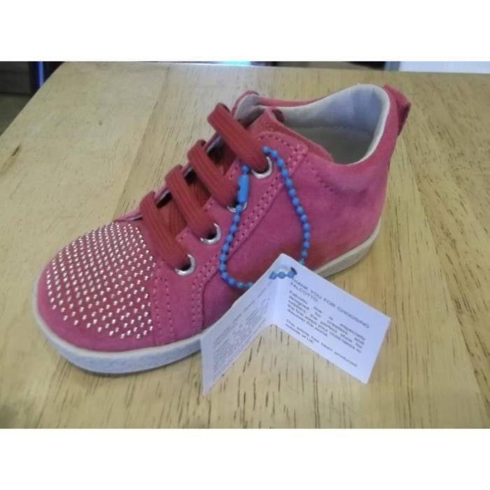 Chaussures enfants Botillons bébés filles Nauri...