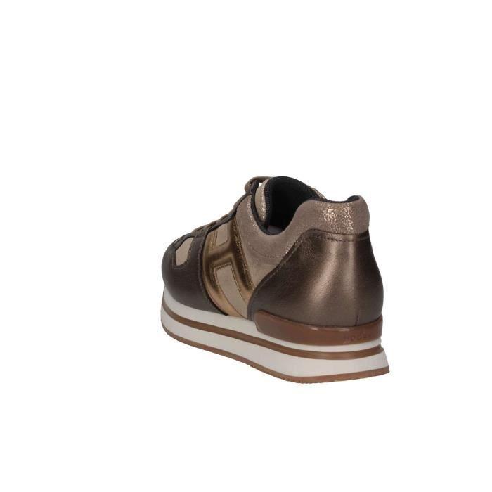 Chaussures Derby 2620 PIEL BURDEOS - Color - Rouge JSaCnpq