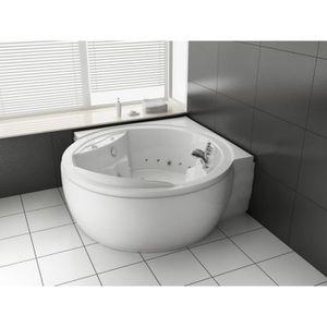 Baignoire achat vente baignoire pas cher cdiscount for Baignoire balneo 160x70