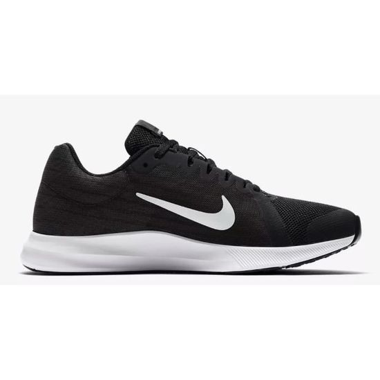 NIKE Femme Chaussures Downshifter 8 - Femme NIKE - Noir et Blanc femme Noir et blanc - Achat / Vente Downshifter 8 W - Noir / Blanc femme pas cher 21a9c2