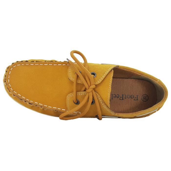 Classic Slip Suede Chaussures en mocassin QEDFS Taille-38 iGyJj