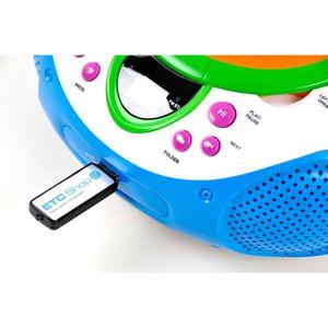 radio lecteur cd enfant achat vente jeux et jouets pas chers. Black Bedroom Furniture Sets. Home Design Ideas