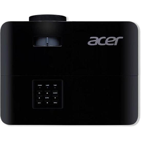 ACER X118AH Vidéoprojecteur DLP SVGA (800 x 600) 3D Ready 3600 Lumens HDMI  - vidéoprojecteur, avis et prix pas cher - Cdiscount ce99e1371788