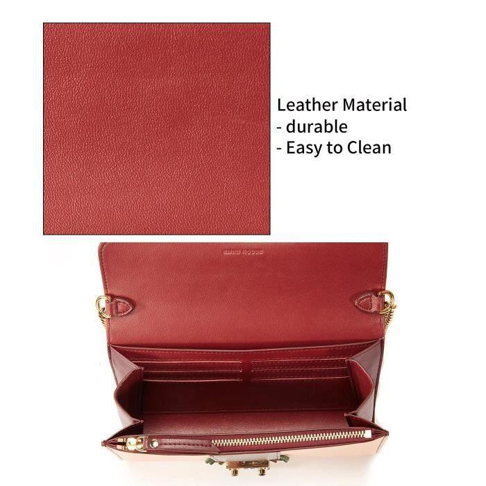 Style de Sac Enveloppe indien avec bandoulière en chaîne Portefeuille Taille du sac GD5KA