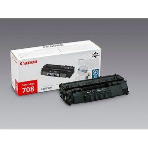 CANON Pack de 1 cartouche de toner - 708 - Noir - faible capacité