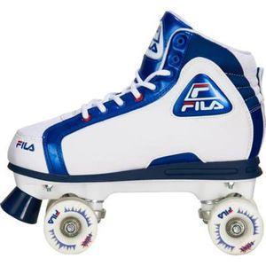 6991c370bf2 ROLLER IN LINE FILA Rollers Quad Smash - Homme - Blanc et bleu