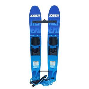 SKI NAUTIQUE - CORDE JOBE Ski Hemi Trainers - Bleu - 116,8 cm