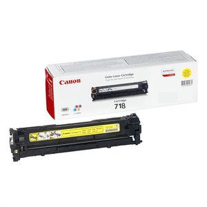 TONER Canon 718 Toner Laser Jaune