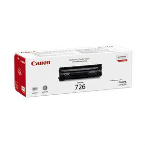 TONER Canon 726 Toner Laser Noir