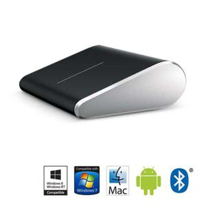 SOURIS Microsoft Souris Wedge Touch Mouse