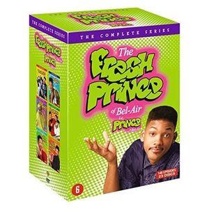 DVD SÉRIE DVD Le Prince de Bel Air Intégrale Saisons 1 à 6