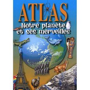 Livre 6-9 ANS Notre planète et ses merveilles