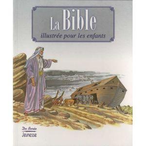 LIVRE RELIGION La Bible illustrée pour les enfants