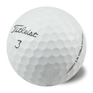 BALLE DE GOLF TITLEIST Lot de 50 Balles de Golf Refinished Title