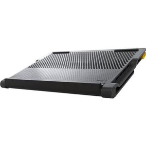 TARGUS Support ventilé pour ordinateur Chill Mat + HUB 4 Port USB 2.0 - Noir