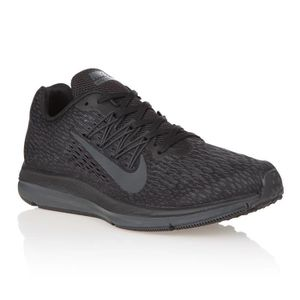 best sneakers 0aabe db08e CHAUSSURES DE RUNNING NIKE Baskets Air Zoom Winflo 5 - Homme - Noir