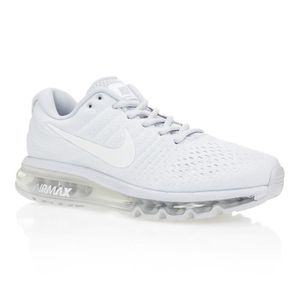 BASKET NIKE Baskets Air Max 2017 - Homme - Blanc