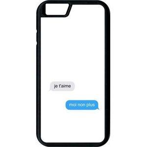 coque iphone 6 ecrit