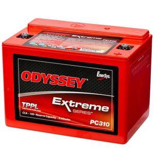 BATTERIE VÉHICULE Batterie 8 Ah Odyssey AGM PC310