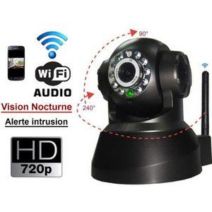 CAMÉRA IP Camera de surveillance IP WIFI CL-02