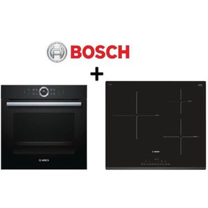 FOUR PACK cuisson BOSCH: HBG675BB1F Four multifonction